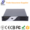 2U 19 inch rackmount chassis/security /application server case