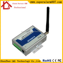 Driveway door phone call auto open operator unit for front door automation, CE approval