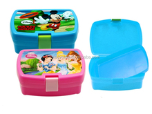 hot selling kids lunch box, BPA free plastic lunch box, cheap lunch box