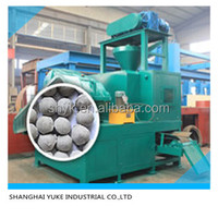 World popular energy-saving lime powder/chromium powder Hydraulic Briquette Making Machine with CE and ISO certificated