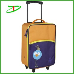 High quality back to school kids eminent luggage, school bag with wheels