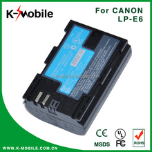 Brand new OEM rechargeable camera battery LP-E6 battery for Canon Mark II 5D 6D 7D