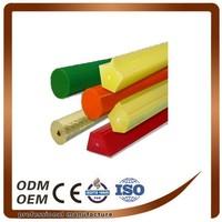 Good elestic round polyurethane pu v belt from China