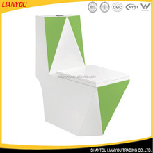 High quality ceramic sanitaryware one piece toilet