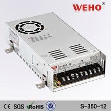 350w 12v single output led driver power adapter 12 volt