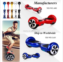 2015 most popular smart two wheels self balancing mini electric scooter stock for fast delivery