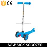 fashion kid stand up scooter/3 wheel scooter