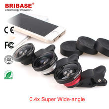 0.4X Super Wide Angle External Camera Lens for Mobile Phone
