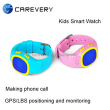 Smart watch and phone for kids, gps locator watch phone gps watch kids bulk wholesale