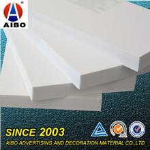 High Density Fireproof Waterproof 4X8 Extruded Pvc Hard Foam Sheet For Kitchen Cabinets