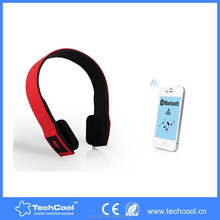 Best selling mobile accessories wireless mobile phone stereo Bluetooth headphone