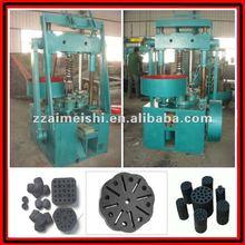 Hollow coal making machine