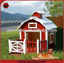 Cheap Wooden Dog Cage / Dog Kennel /fancy dog kennels