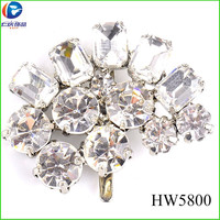 shoe clips with rhinestones crystals shoes decorations shoes accessories shoes buckle
