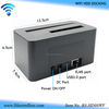 OEM factory Newest Wifi HDD Wirless docking station