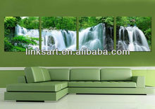 2013 beautiful multi-panel canvas print