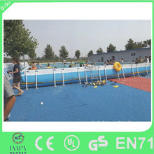 new design adult sized inflatable pool for sale