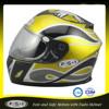 Promotion cheap full face DOT motorcycle helmet