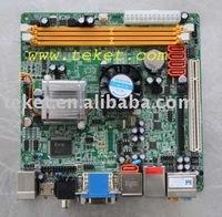 Intel Atom N330 MINI-ITX Motherboard IONN3ZR with Nvidia MCP79/7A for HTPC (ATOM N330+Nvidia MCP79(GF9400))+3*COM+1*VGA+1*HDMI