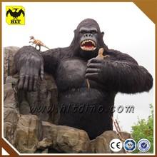 HLT Robotic movie prop model King Kong giant animal