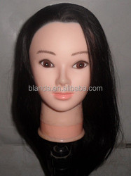 Female Hairdressing Training Heads, Hair Mannequin Head, Mannequin Head