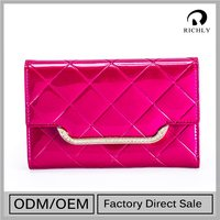 Best Quality Cheap Prices Sales Women Leather Money Purse