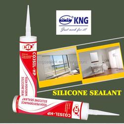 COJSIL-HP glazing windows silicone sealant fast curing