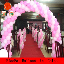 Indoor and outdoor decoration inflatable balloon arch