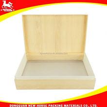 mdf wooden wine storage case for best
