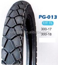 motorcycle tire for VENEZUELA, 300-18 motorcycle tire and inner tube
