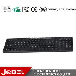 best price desktop wired USB PS2 wired multimedia chocolate keyboard from keyboard manufacture