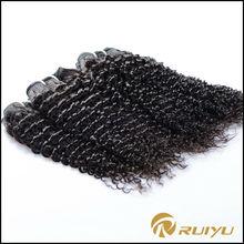 Beautiful wave 100% Cheap virgin brazilian knot hair extension
