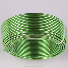 HR colored 2mm aluminum wire with crafts