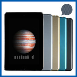 C&T Ultra Thin lightweight Crystal Clear Transparent Soft TPU Case for iPad Mini 4
