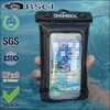 ipx8 PVC wholesale waterproof bag for cellphones