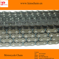 Chinese factory black 428H 106l motorcycle chain for myanmar