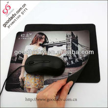 Customized sublimation delicate sex cartoon games mouse mat rubber
