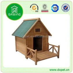 Cheap Asphalt Roof Dog Kennel DXDH008