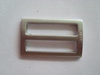 Round with top quality bag hardware accessories metal custom slide buckles sale with low price