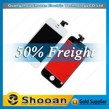 low price chinese mobile lcd screen flex cable for iphone 4,chinese for iphone for iphone 4 screen