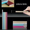 Ultra Thin Mobile Power Bank 5000 mah Polymer High Capacity Backup Battery Charger with Metal Housing