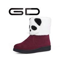 İtalyan sevimli ucuz kışlık botlar kadın