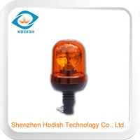 55W 70W Dome Halogen Rotating Emergency Warning light