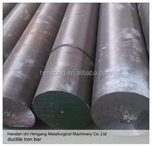 High quality ductile iron /nodular graphite continuous cast iron bar