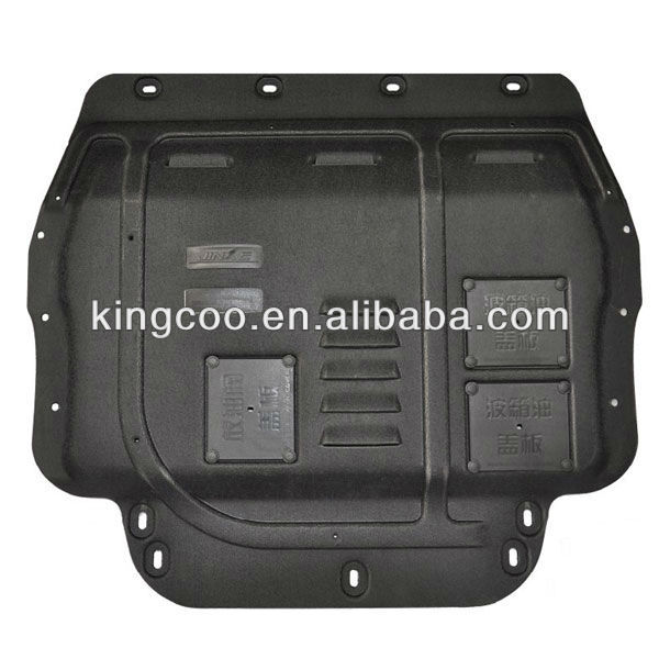 Engine Under Tray For Volkswagen Tiguan Engine Protection - Buy Engine Under Tray,Mud Guards For ...