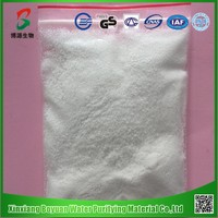 Sugar making Chemicals Cationic Flocculant msds for urban sewage