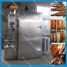 2015 latest full automatic fish meat smokehouse smoke oven smoker for fish sausage beef