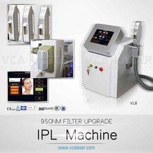 No pain feeling AFT technology IPL skin rejuvenation machine