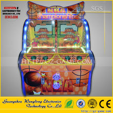 Pingpong Championships Kids Basketball ,Redemption Game Machine For sale