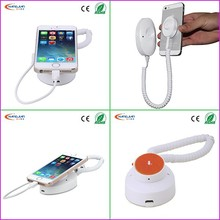 New style Standalone anti-theft wall mount cell phone holder with alarm